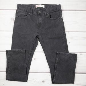 Levi's Black 511 Slim Fit Denim Jeans W29 L29